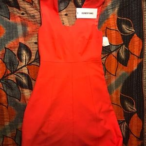 Elizabeth and James melon dress NWT